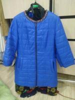 Продам голубую курточку