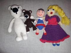 Продам вязаные игрушки - Изображение 1