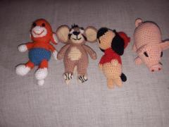 Продам вязаные игрушки - Изображение 3