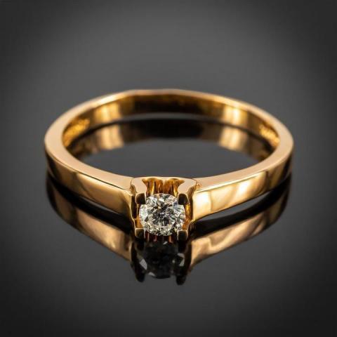 Продам золотое кольцо - 1