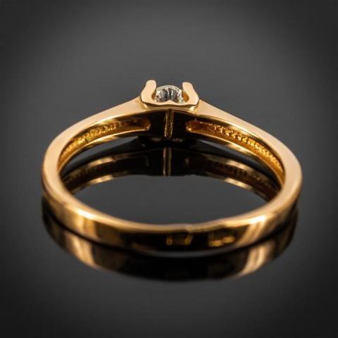 Продам золотое кольцо - 2