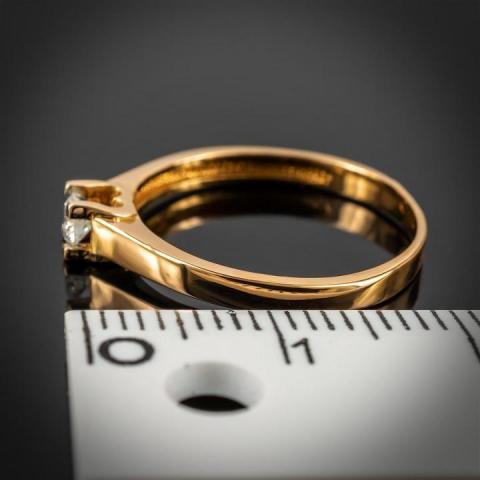 Продам золотое кольцо - 3