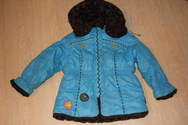 Продам куртку для девочки фирмы Wojcik - 1