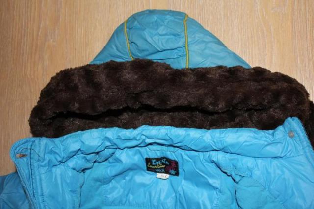 Продам куртку для девочки фирмы Wojcik - 2