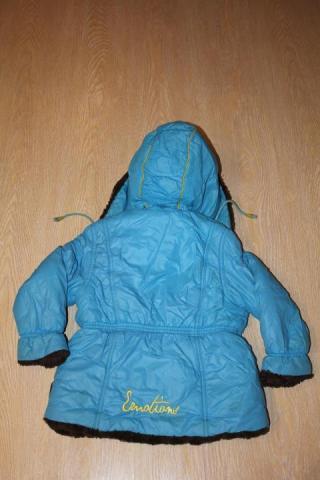Продам куртку для девочки фирмы Wojcik - 3