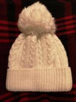 Продам красивую зимнюю шапку