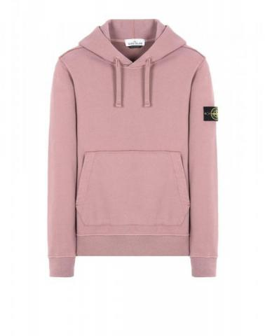 Продается  толстовка худи свитшот Stone Island pink - M, L - 1