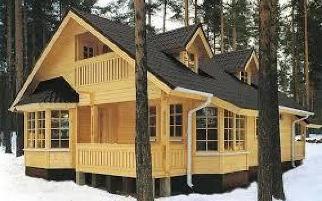 Предлагаю услуги в сфере строительства деревянных домов - 1