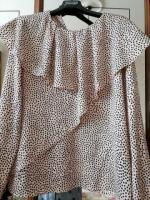 Продаю нарядную шелковую блузку бренда Zara - Изображение 2