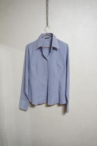 Продам рубашку женскую Sisley - 1