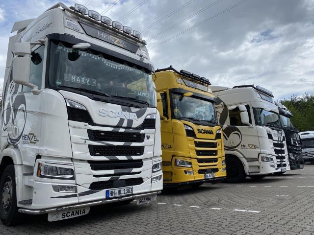 Транспортной компании требуются водители категорий СЕ 95. - 1