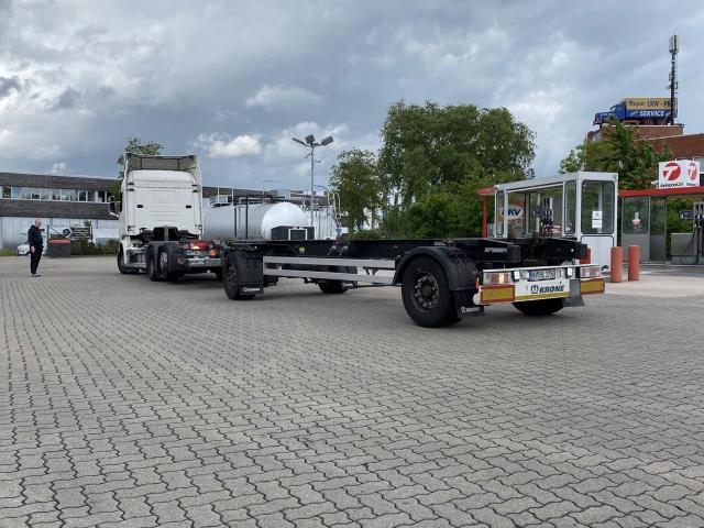 Транспортной компании требуются водители категорий СЕ 95. - 3