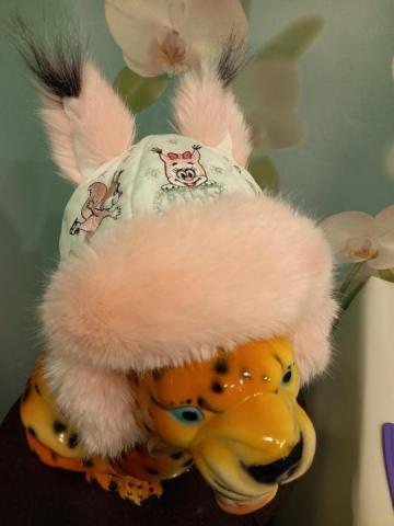 Продам Зимнюю детскую шапку - 2