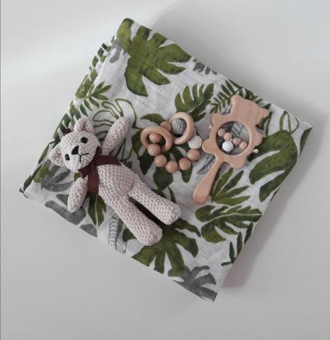 Продам подарочный набор на рождение, подарок младенцу - 1