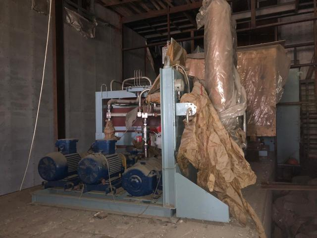 Gas turbine power plant 10mW - 4