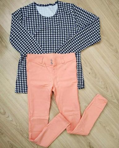 Продам  джинсы новые-Кофточка - 1