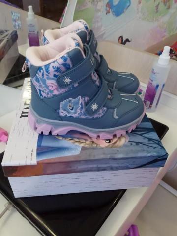 Продам  ботинки зимние - 1