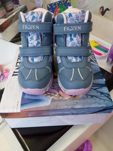 Продам  ботинки зимние - 2