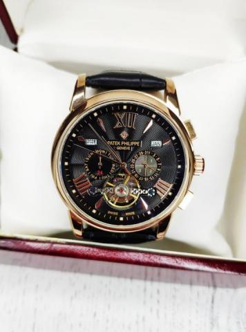 Продам Мужские Механические Часы Patek Philippe - 1