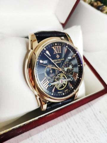 Продам Мужские Механические Часы Patek Philippe - 3
