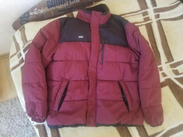 Продаю теплую зимнюю куртку Pull&Bear - 1