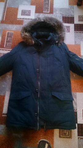 Продам куртку зимнюю - 1