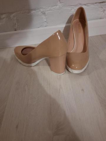 Продам  туфли Alpina - 1