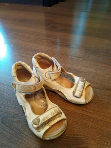 Продам  туфли/сандали - 1