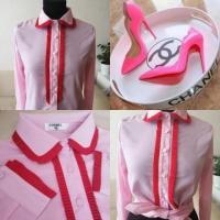 Продам  новую розовую блузку Шанель - Изображение 2