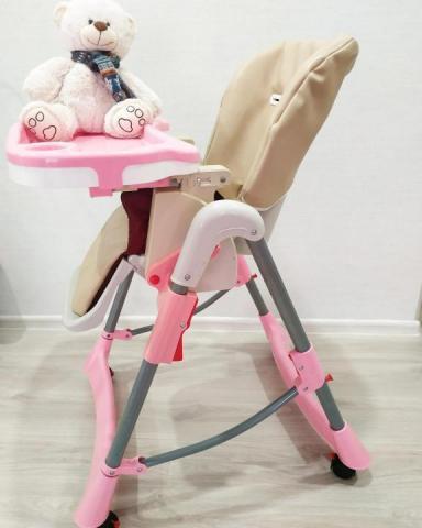 Продам  стульчик для кормления - 4