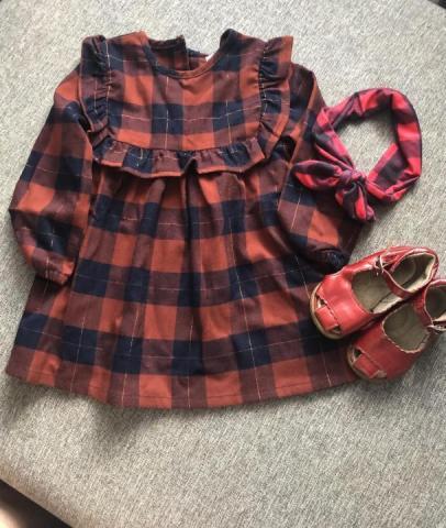 Платье для девочки - 3