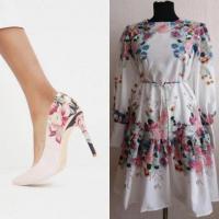 Платье Zimmermann цветы - Изображение 1
