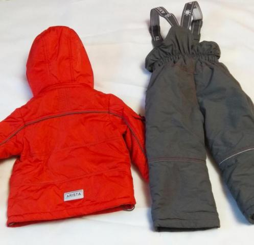 """Продам куртку и полукомбинезон """"Arista"""" - 2"""