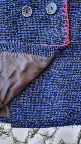 Продам мини-юбку на запАх - 3