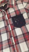 """Продам """"Zara"""", рубашка в клетку - Изображение 5"""