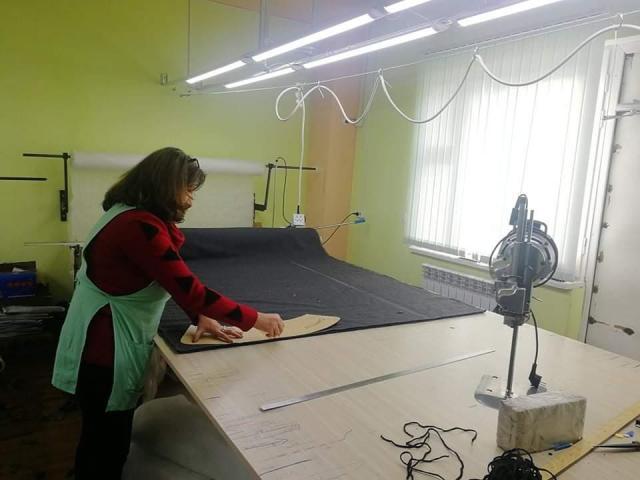 Швейное производство в г. Ванадзор Армения - 3