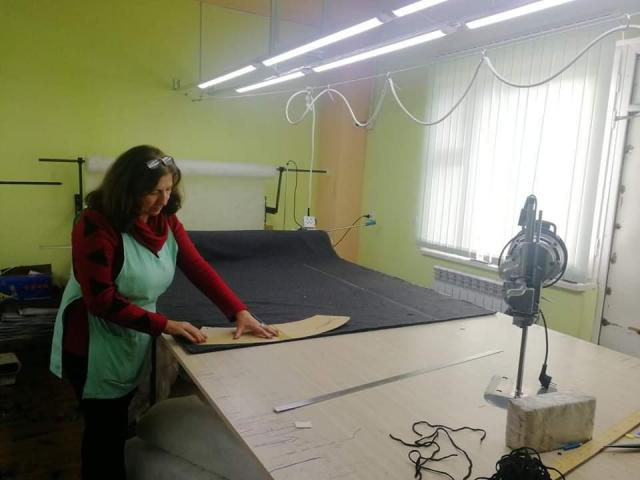 Швейное производство в г. Ванадзор Армения - 4