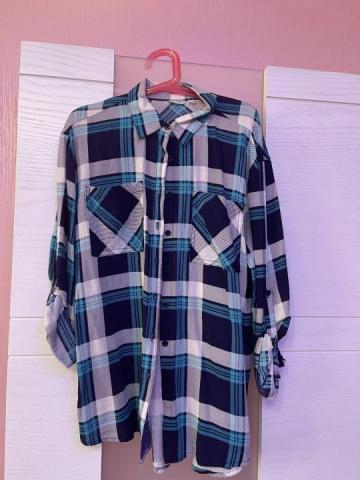 Продам рубашку на девочку фирмы orby - 1