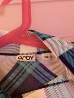 Продам рубашку на девочку фирмы orby - Изображение 2