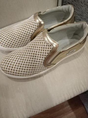 Продам летние легкие туфли - 1