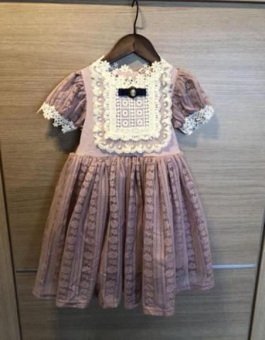 Продам  детское Платье . - 1
