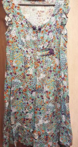 Продаю летнее платье для беременных - 1