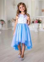Продам платье с асимметричной линией низа - Изображение 1