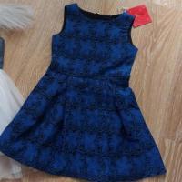 Продам новое платье для девочки 122,134р-р - Изображение 1