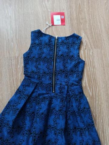 Продам новое платье для девочки 122,134р-р - 2