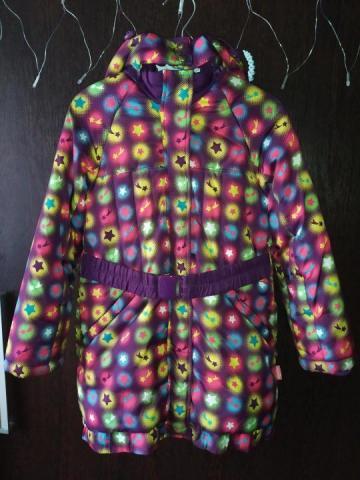 Продам  пальто на девочку - 1