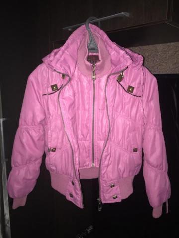 Продам  Куртку для девочки - 1