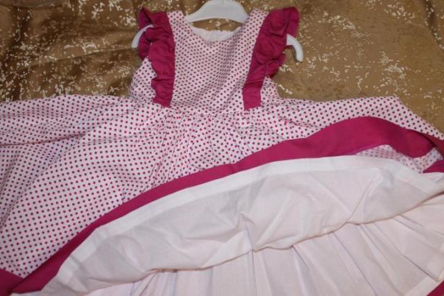 Продам оригинальное пышное платье - 2