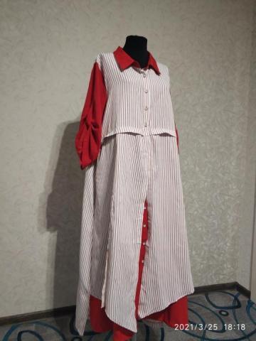 Продам новое платье-обманка - 3