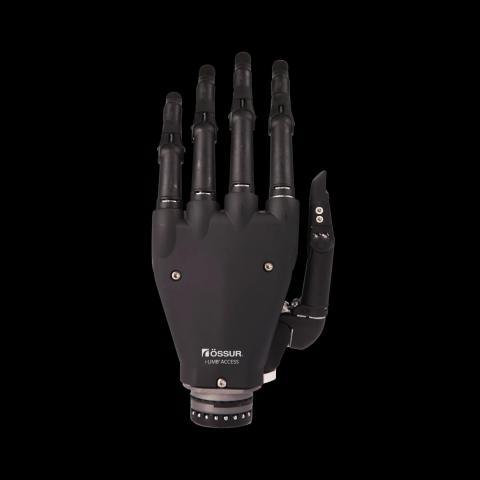 Бионический протез руки - 1